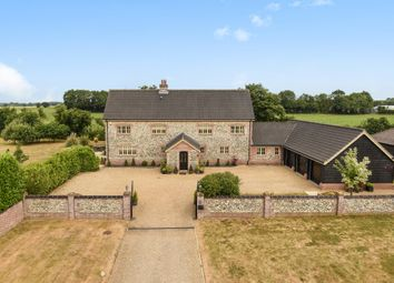 Thumbnail 5 bed detached house for sale in The Woodcutters, Great Ellingham, Attleborough