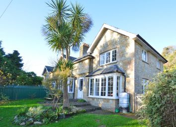 Thumbnail 3 bed property for sale in Seven Sisters Road, St. Lawrence, Ventnor