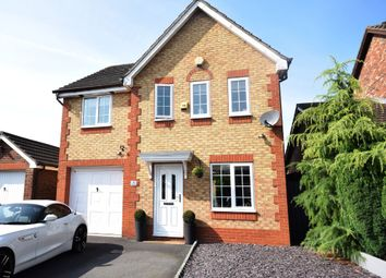 Thumbnail 4 bed detached house for sale in Hinton Close, Pontefract