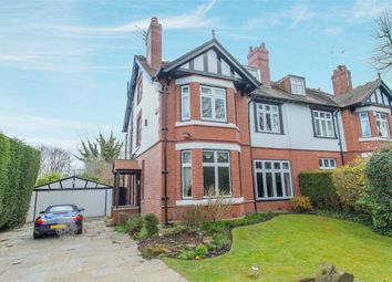 Thumbnail 5 bedroom semi-detached house for sale in Hazelhurst Road, Worsley, Manchester