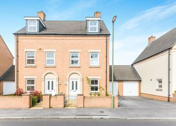 4 bed semi-detached house for sale in Tinning Way, Eastleigh SO50