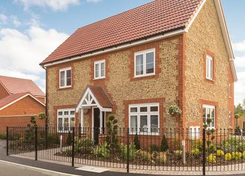 "Thumbnail 3 bed property for sale in ""The Spruce "" at Drake Grove, Burndell Road, Yapton, Arundel"