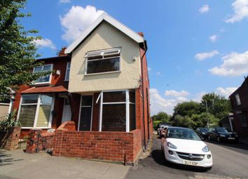 Thumbnail 3 bed end terrace house for sale in Tonge Moor Road, Bolton