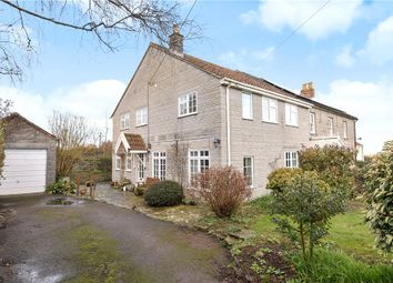 Thumbnail 3 bed semi-detached house for sale in Lotment Hill, Kingsdon, Somerton, Somerset
