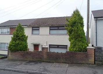 Thumbnail 3 bedroom semi-detached house to rent in Ash Crescent, Merthyr Tydfil
