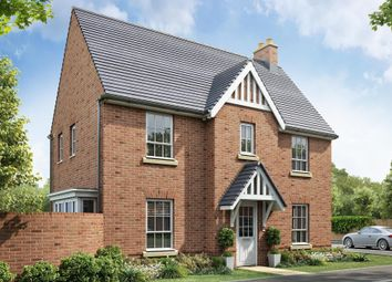 "3 bed detached house for sale in ""Morpeth"" at Beggars Lane, Leicester Forest East, Leicester LE3"