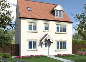 "Thumbnail 5 bed detached house for sale in ""The Woodchester"" at Valleydale, Brierley Road, Blyth"