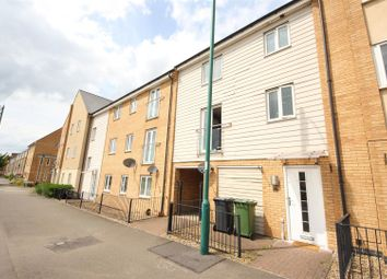 Thumbnail 2 bed terraced house for sale in Clayburn Road, Hampton Centre, Peterborough
