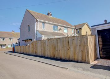 Thumbnail 2 bed semi-detached house for sale in Allison Street, Amble, Morpeth