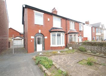 Thumbnail 3 bed semi-detached house for sale in St. Annes Road, Blackpool