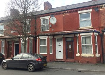 Thumbnail 2 bedroom terraced house for sale in Worthing Street, Manchester