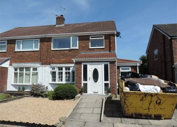 Thumbnail 3 bed semi-detached house for sale in Northlands, Radcliffe, Manchester