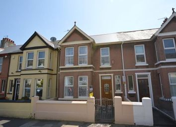 Thumbnail 3 bed terraced house for sale in Edith Avenue, Plymouth, Devon