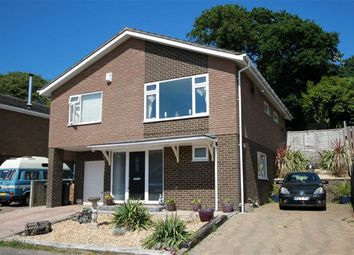 Thumbnail 3 bed detached house for sale in Manning Avenue, Highcliffe, Christchurch, Dorset