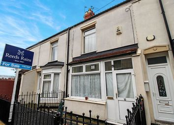 2 bed terraced house for sale in Ernests Avenue, Holland Street, Hull, East Yorkshire HU9