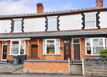 2 bed terraced house for sale in Newlands Road, Stirchley, Birmingham B30