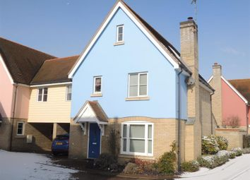 Thumbnail 4 bed detached house for sale in Chestnut Close, Mile End, Colchester