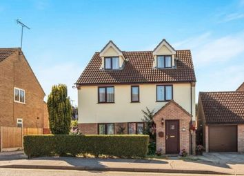 Thumbnail 5 bed detached house for sale in Turner Avenue, Lawford, Manningtree