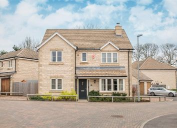 Thumbnail 4 bed detached house for sale in Jubilee Gardens, Cottesmore, Rutland