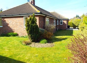 Thumbnail 3 bedroom detached bungalow to rent in Church Cottages, Cromer Road, West Runton, Cromer