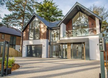 Thumbnail Detached house for sale in Clifton Road, Lower Parkstone, Poole, Dorset