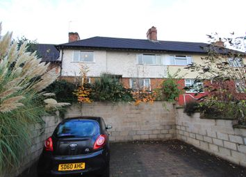 Thumbnail 4 bed terraced house for sale in Valley Road, Sherwood, Nottingham