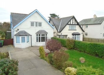 Thumbnail 3 bed detached bungalow for sale in Skinburness Road, Silloth, Cumbria