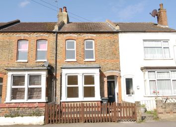 Thumbnail 3 bedroom terraced house to rent in Salisbury Road, Enfield