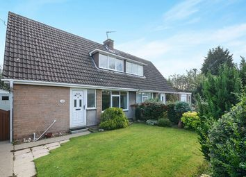 Thumbnail 2 bed bungalow to rent in Mallard Way, Haxby, York