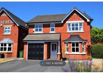 Thumbnail 4 bed detached house to rent in Cheadle Wood, Manchester