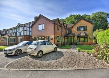 Thumbnail 4 bed detached house for sale in Rhyd Y Gwern Close, Rudry, Caerphilly