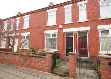 Thumbnail 3 bed terraced house to rent in Norway Street, Stretford