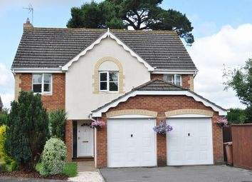 Thumbnail 5 bed detached house for sale in Harpitt Close, Willand, Cullompton