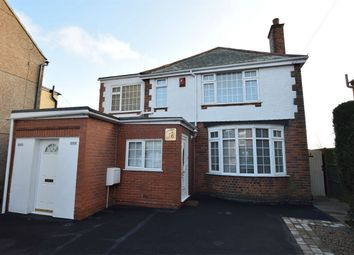 Thumbnail 4 bed detached house for sale in The Common, South Normanton, Alfreton, Derbyshire