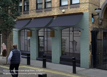 Retail premises to let in Shorts Gardens, London WC2H