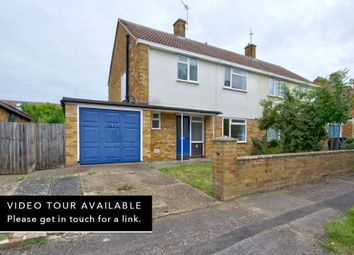 Thumbnail 3 bed semi-detached house for sale in Acton Way, Cambridge