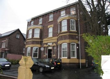 Thumbnail 4 bed flat to rent in Croxteth Road, Liverpool, Merseyside