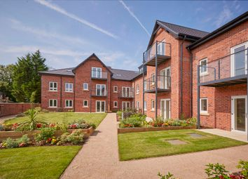 Thumbnail 1 bed flat for sale in Lime Grove, Cheadle, Cheshire
