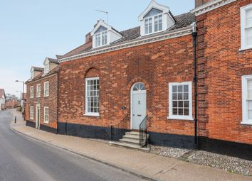 Thumbnail 2 bed town house for sale in Northgate, Beccles
