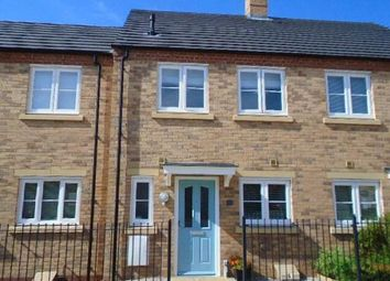Thumbnail 2 bed terraced house to rent in Lady Mayor Drive, Bedford