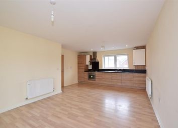 Thumbnail 2 bed flat for sale in Little Victory Mount, Chatham, Kent