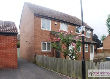 Thumbnail 3 bed end terrace house to rent in Woodget Close, London, Greater London.