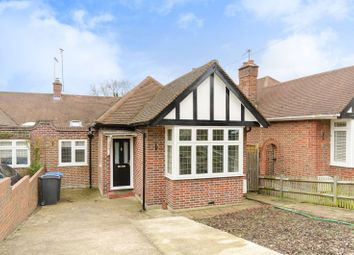 Thumbnail 3 bed bungalow for sale in Southwood Drive, Surbiton