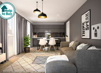 Thumbnail 1 bed flat for sale in Cross Green Lane, Cross Green, Leeds