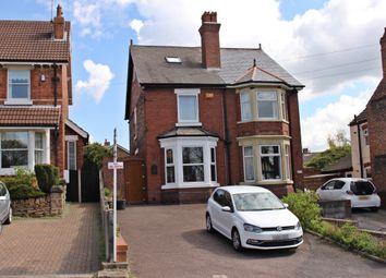 Thumbnail 4 bed semi-detached house for sale in Nottingham Road, Nottingham