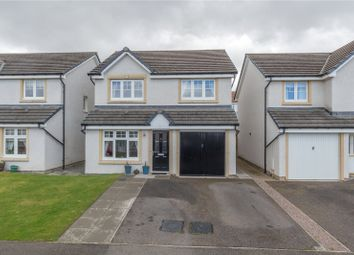 Thumbnail 4 bed detached house for sale in Westfield Brae, Westhill, Inverness, Highland