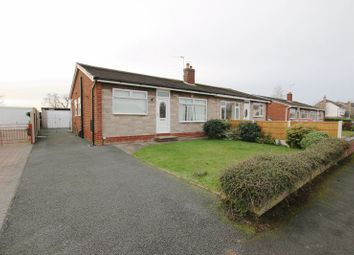Thumbnail 2 bed semi-detached bungalow for sale in Formby Crescent, Longton, Preston