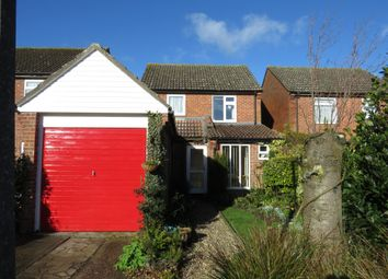 Thumbnail 3 bed detached house for sale in Woodside Park, Attleborough