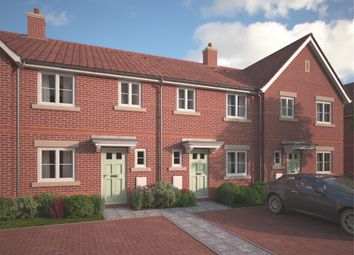 Thumbnail 3 bed terraced house for sale in Plot 2, The Avebury, Cotswold Grange, Alma Road, Cheltenham