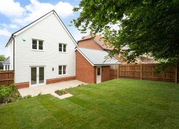 Thumbnail 4 bed detached house for sale in Kirkins Close, Horsmonden, Tonbridge